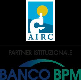 Banco BPM - partner istituzionale AIRC